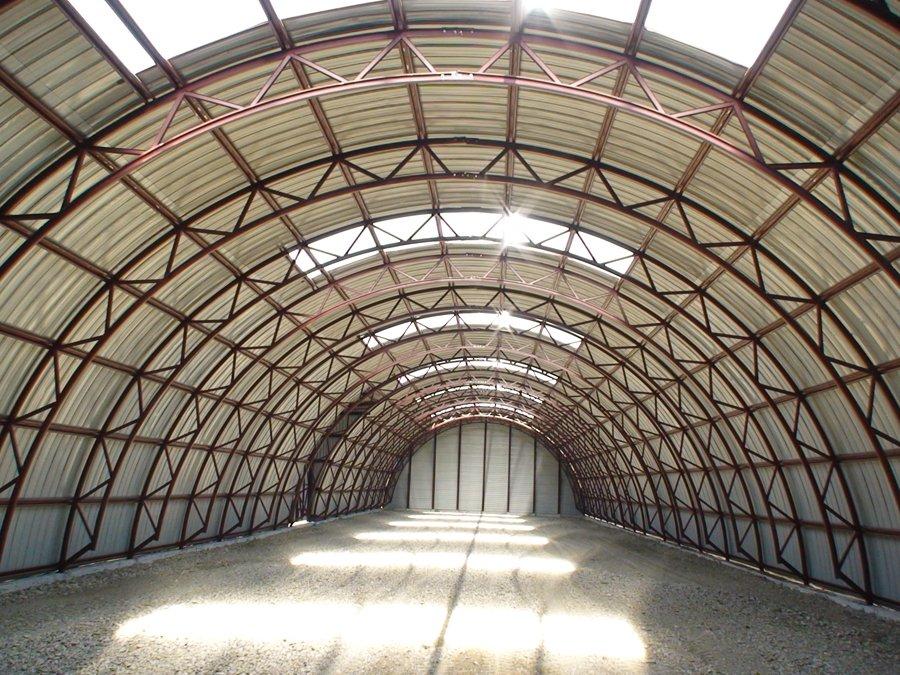 Эффективное утепление ангаров, складов и овощехранилищ. Оперативные меры и долговечность результата