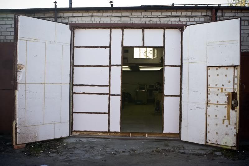 Правильное утепление гаражей: самостоятельно или рационально?