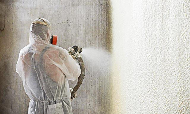 Утепление фундамента дома вспененным пенополиуретаном