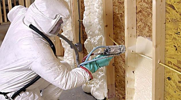 """Мягкий Пенополиуретан """"Экотермикс 600"""" - идеальнный материал для утепления стен изнутри"""