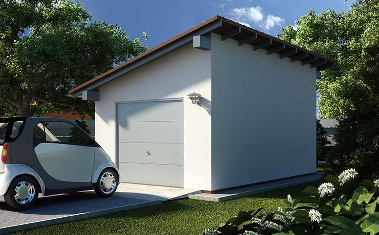 Рассчитать стоимость постройки гаража