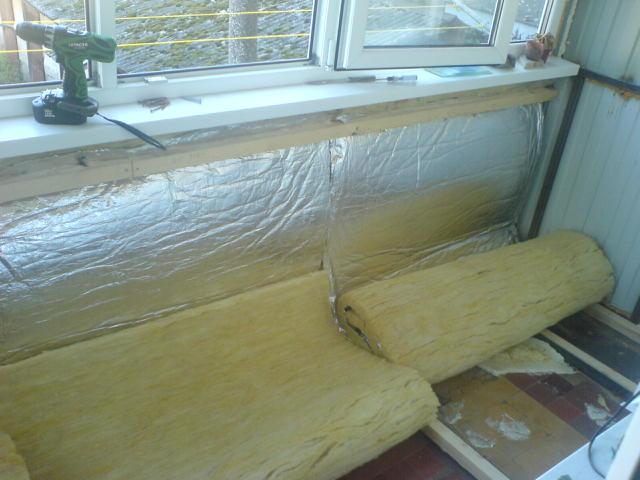 Утепление балконов и лоджий. Объективная оценка различных материалов и технологий